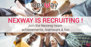 Nexway is recruiting!
