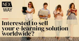 Interested to sell your e-learning solution worldwide?