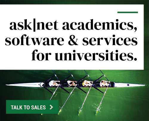 asknet academics, software & services for universities.