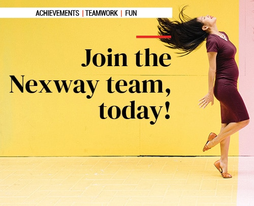 Join the Nexway team, today!