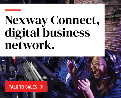 Nexway Connect, digital business network.