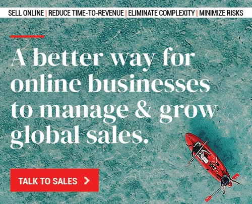 A better way for online businesses to manage & grow global sales.