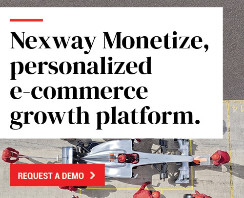 Nexway Monetize, personalized e-commerce growth platform.