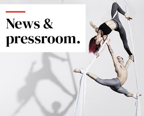 News & pressroom.