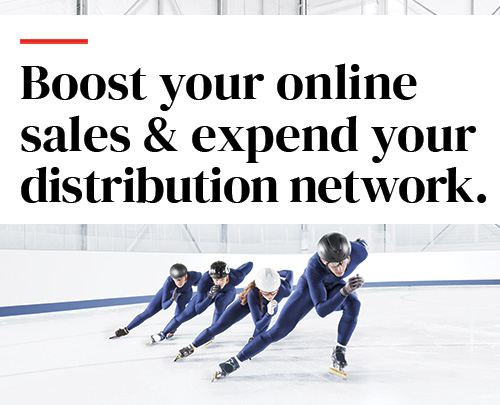 Looking for new ways to boost online sales and expand your distribution network?