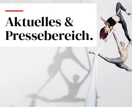 Aktuelles & Pressebereich.