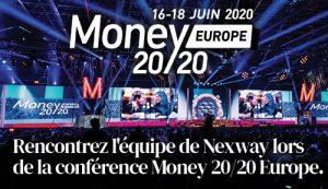 Rencontrez l'équipe de Nexway lors de la conférence Money 20/20 Europe.