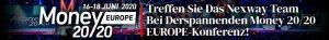 Treffen Sie Das Nexway Team Bei Derspannenden Money 20/20 EUROPE-Konferenz