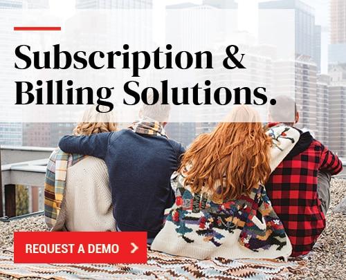 Subscription & Billing Solutions