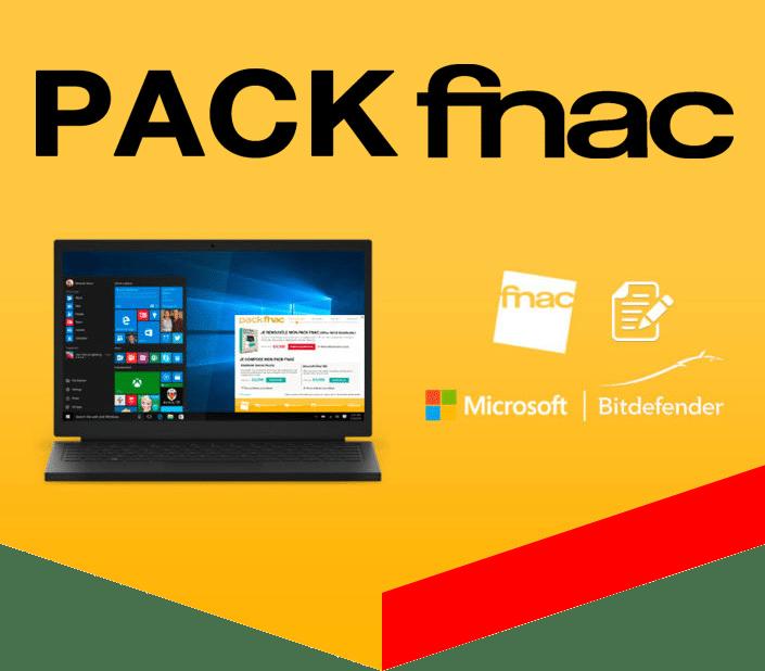 Pack Fnac