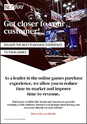 Download brochure: Nexway Monetize for Games Publishers